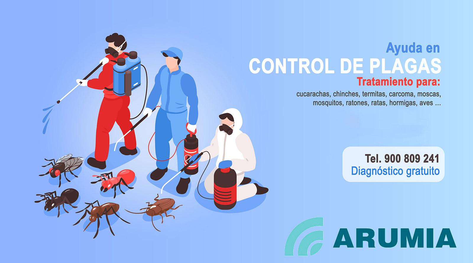 Control de Plagas en Coruña y Galicia